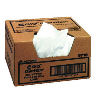 Chicopee 8710 DuraWipe Medium-Duty General Purpose Towel, 12