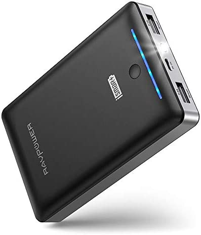 Save up to 30% on RAVPower Portable Chargers