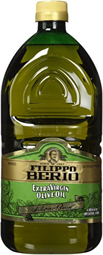 Filippo Berio Extra Virgin Olive Oil, 101.4 Fluid Ounce