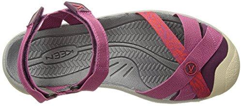 Keen Bali Strap Women's Walking Sandals - SS18 Purple ERgK0PA