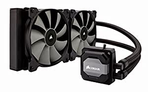 Corsair CW-9060026-WW Hydro Series H110i Extreme Performance Liquid CPU Cooler Cooling