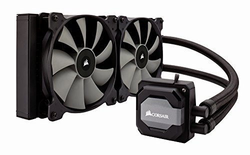 Corsair Hydro Series H110i Extreme Performance Liquid CPU Cooler Cooling
