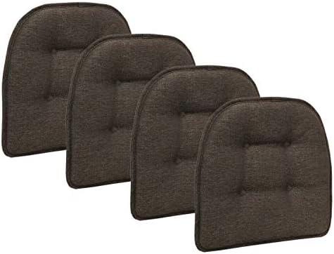 picture of Klear Vu Omega Gripper Tufted Furniture Safe Non-Slip Dining