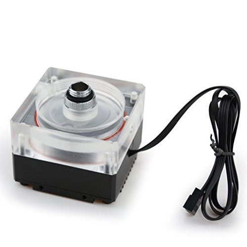 Pump Ddc (Low Noise CPU Water Cooling Pump,P.LOTOR Compatible with Most Popular Cases for Cooling Systems)
