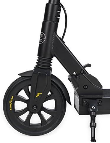 Revoe Goodyear Push 8 Trottinette électrique Mixte Adulte, Noir, unique