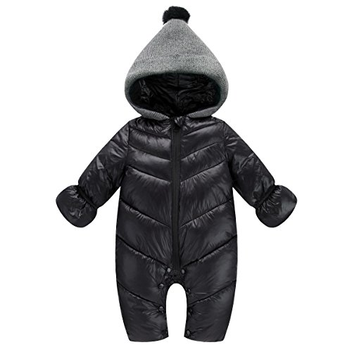 C Ahatech Baby Hoodie Rompers o Suit Invierno Oto 610Z6w