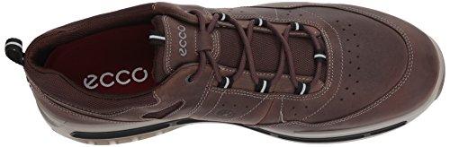 Chaussure de randonnée ECCO pour hommes Cool Walk en gore-tex, espresso