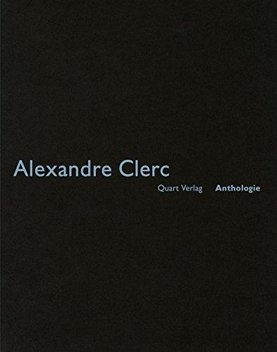 Alexandre Clerc Anthologie 31  [Wirz, Heinz] (Tapa Blanda)