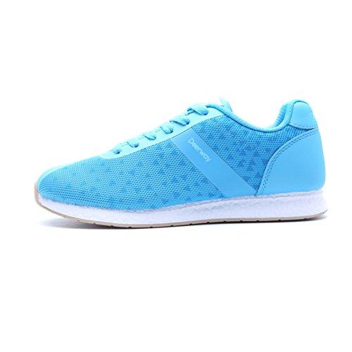 Zapatos de mujer/Calzado deportivo y ocio/zapatillas para las mujeres/zapatos de malla transpirable de peso ligero/Mujeres zapatos casuales B