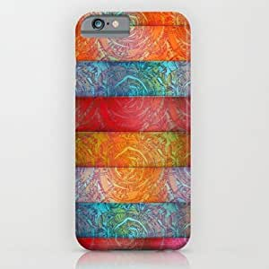 Society6 - Abstract Roses iPhone 6 Case by Klara Acel
