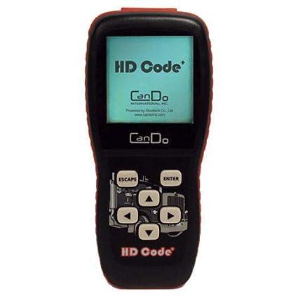 Amazon com: Cando CDOHDCODEPCAT HD Code Plus (CAT): Automotive