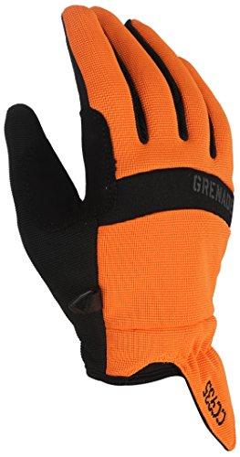 Grenade Men's Cc935 Glove, Small, Orange