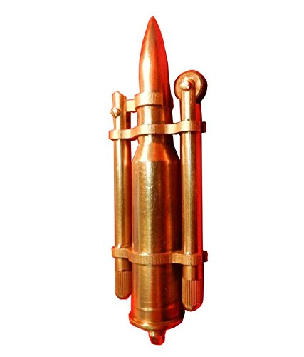 TELAM Handmade rifle bullets lighter kerosene - Africa Eyewear South