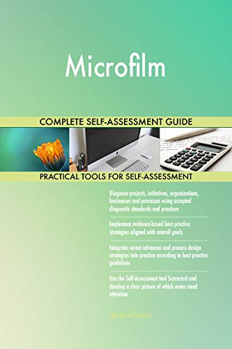 Microfilm Toolkit: best-practice templates, step-by-step work plans and maturity diagnostics