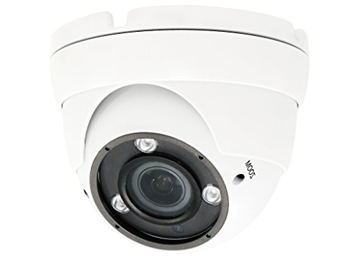 HDView 2.4MP 4-in-1 HD (TVI/AHD/CVI/960H) 1080P Outdoor Super Matrix IR Aptina Sensor 2.8-12mm Vari-Focal Lens EXIR Turbo Platinum Dome Camera