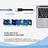 USB C to Ethernet Adapter,Lamtoon USB C Thunderbolt