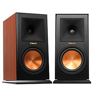 klipsch rp 160m bookshelf speaker cherry. Black Bedroom Furniture Sets. Home Design Ideas