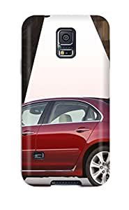 Defender Case For Galaxy S5, Vehicles Car Pattern