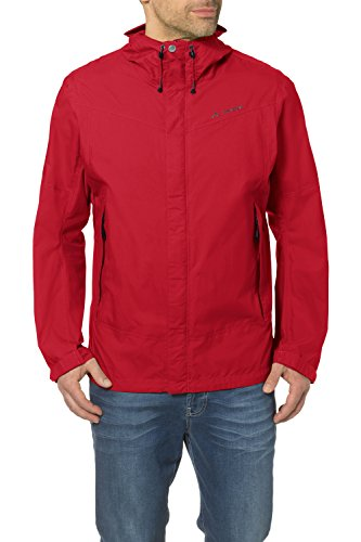Vaude Lierne Jacket 04497 Men's Red q4Tqdn0O