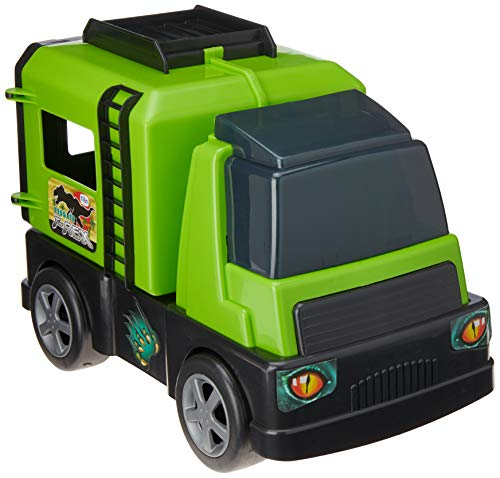 Resgate T-rex, Tilin Brinquedos, Verde/azul, Médio