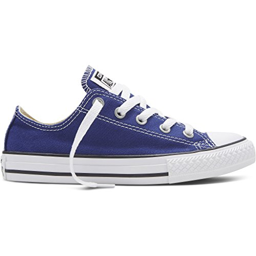 Converse Chuck Taylor All Star Junior Roadtrip Blue Textile Trainers Blue
