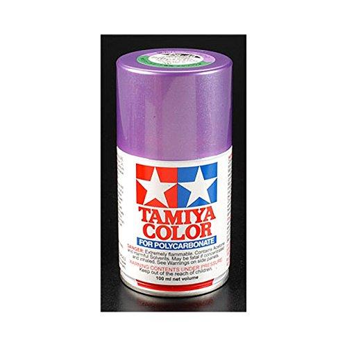Iridescent Spray Paint (Tamiya 86046 PS-46 Purple/Green Iridescent)