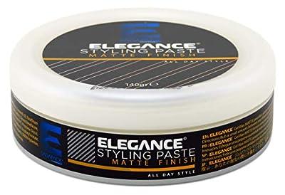 ELEGANCE GEL Elegance Hair Styling Paste - Matte Finish, 5 oz.