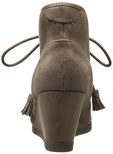 Women's Ankle Bootie Taupe Dallyy Madden Girl Dark 5RfWOt88n