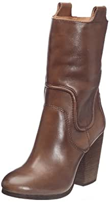 Modern Vintage Women's Theo Mid-Calf Boot, Antilope, 6 M US