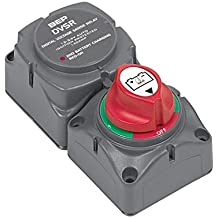 BEP Ancor (714-140A-DVSR) Battery Selector Switch
