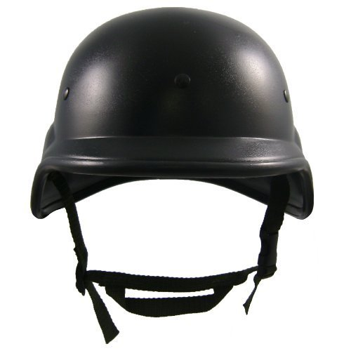 Airsoft-ABS-MICH-Tactical-Helmet-Black