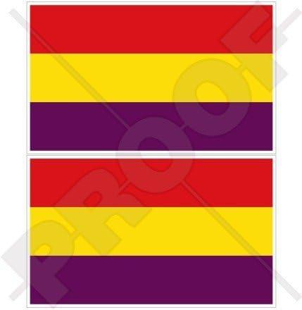 Bandera de España Civil 2 nd República Española 3
