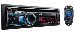 JVC KD-R821BT CD-Autoradio (Bluetooth, Front-AUX-Eingang, 2x USB 2.0)