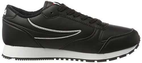 Fila Women Base Orbit Low Wmn - Zapatillas de casa Mujer Schwarz (Black)