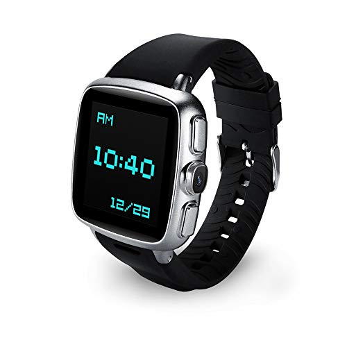 GPS Smart Watch Bluetooth Fitness Watch with Camera Heart Rate Sleep Monitoring WiFi Support 3G Adjustable Wrist Strap 1.5 Inch Touch Screen -