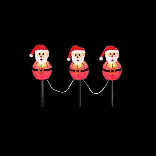 Santa Pathway Lights