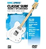 Song Xpress Classic Surf: Spy & Rockabilly (SongXpress) (DVD Audio) - Common