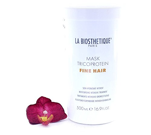 Protection Moisturising - La Biosthetique Mask Tricoprotein FineHair Moisturising Intensive Treatm. 16.9oz (Salon Size)