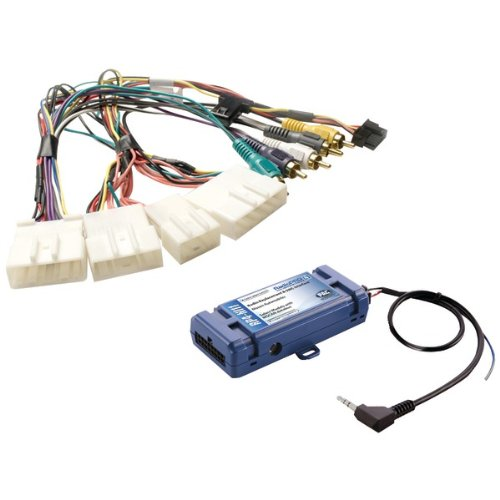 PAC RP4-NI11 All-In-One Radio Replacement & Steering Wheel Control Interface (For Select Nissan(R) Vehicles)