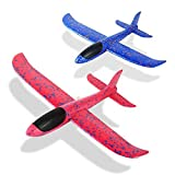 Foam Glider Airplane Toys Aircraft Hand Throwing