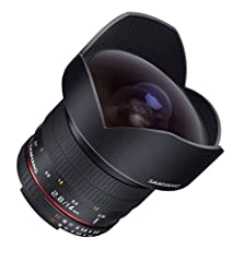 TheNEWSamyang 14mm Ultra-Wide Angle F/2.8 IF ED UMC Lens is the highest quality affordably priced 14mm lens on the market. It is designed for full frame cameras and is fully compatible with APS-C cameras as well. Its build and constructio...