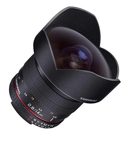 Samyang SY14M-E 14mm F2.8 Ultra Wide Lens for Sony E-Mount