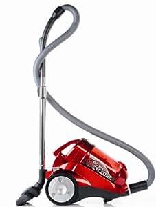 Dirt Devil M2838-1 Power Cyclone - Aspiradora (2300 W, boquilla para parqué), color rojo