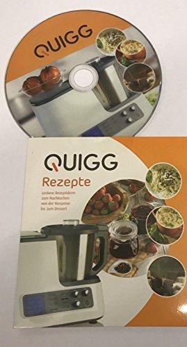 De Quigg - Robot de cocina - con - WiFi - Función incl. Cocina paños: Amazon.es: Hogar