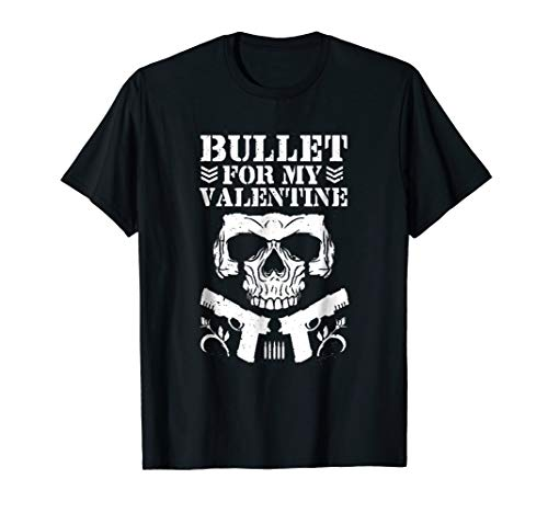 Bullet For My Valentine Gift For Valentine Day S-XXL T-Shirt
