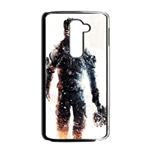 LG G2 Cell Phone Case Black_Dead Space 3 Kkbfb