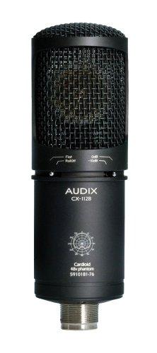 Audix CX112B Condenser Microphone, Cardioid