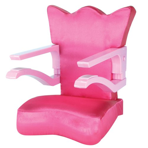 Doll Chair, Clips on to a Table Made by Sophia's, Doll Furniture Perfect for 18 Inch American Girl Dolls and Baby Dolls