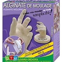 DTM - Alginato para moldes y huellas