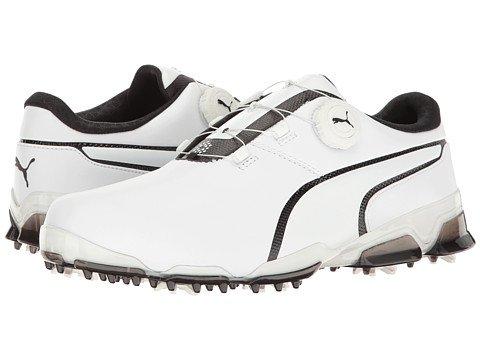 (プーマ) PUMA メンズゴルフシューズ靴 Titantour Ignite Disc [並行輸入品] B071GQH3NT